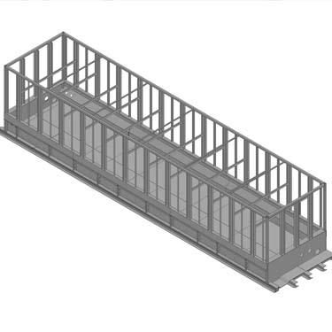 3D CAD for Feeder Platform