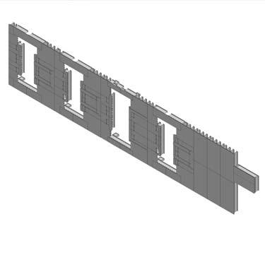 Steel Flooring Weldments Design