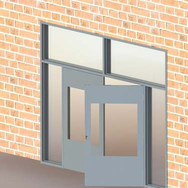 Metal Door Design