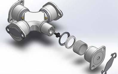Reverse Engineering of Automotive Parts