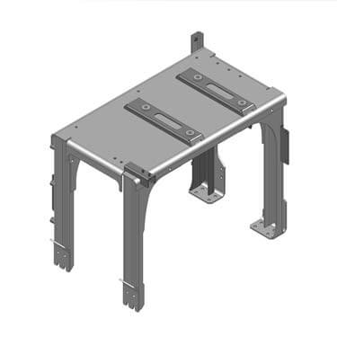 3D Model of Structural Metal Product