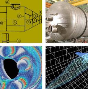 Pressure Vessels Design Drawings