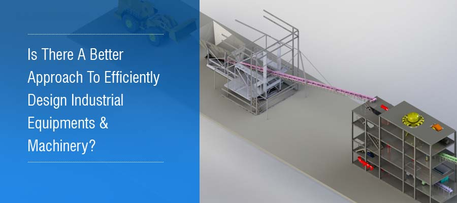 Approach to Design Industrial Equipment
