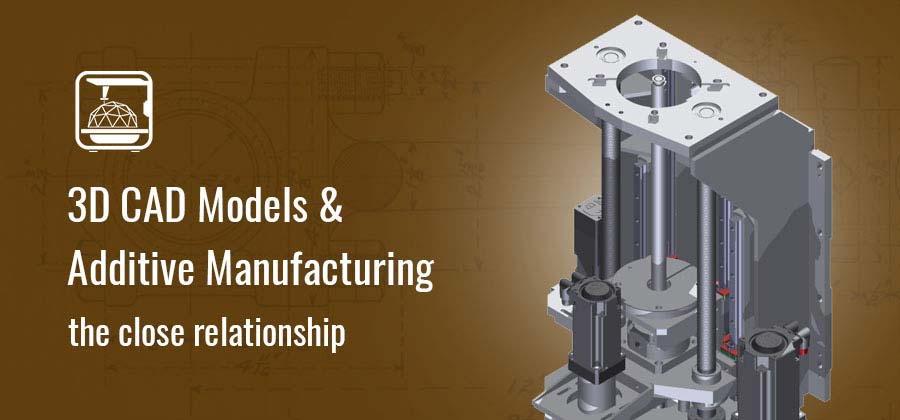 3D CAD Model and Additive Manufacturing
