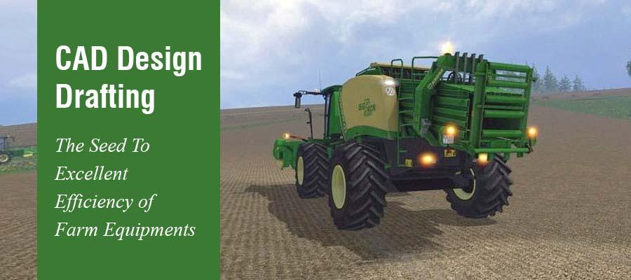 CAD Design for Farm Equipments